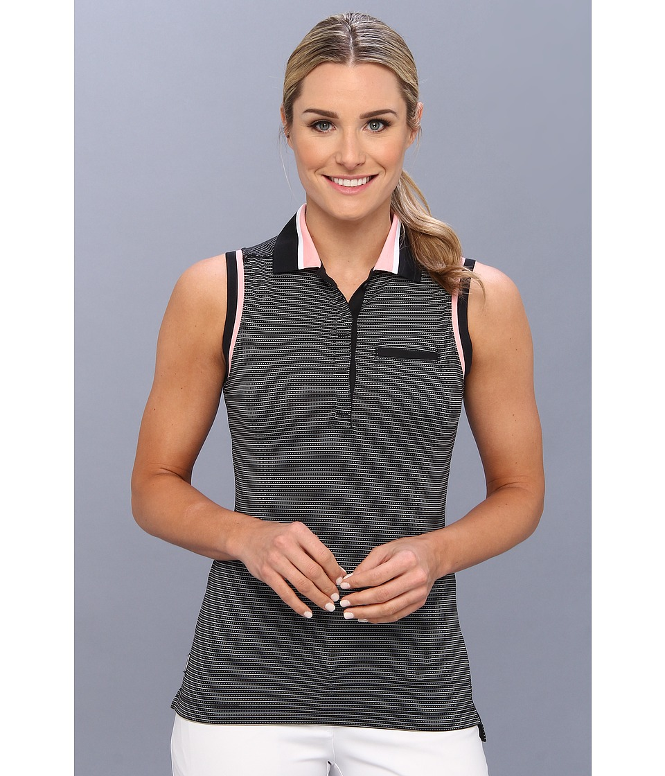 Lole - Annika Polo (Black Air 49) Women
