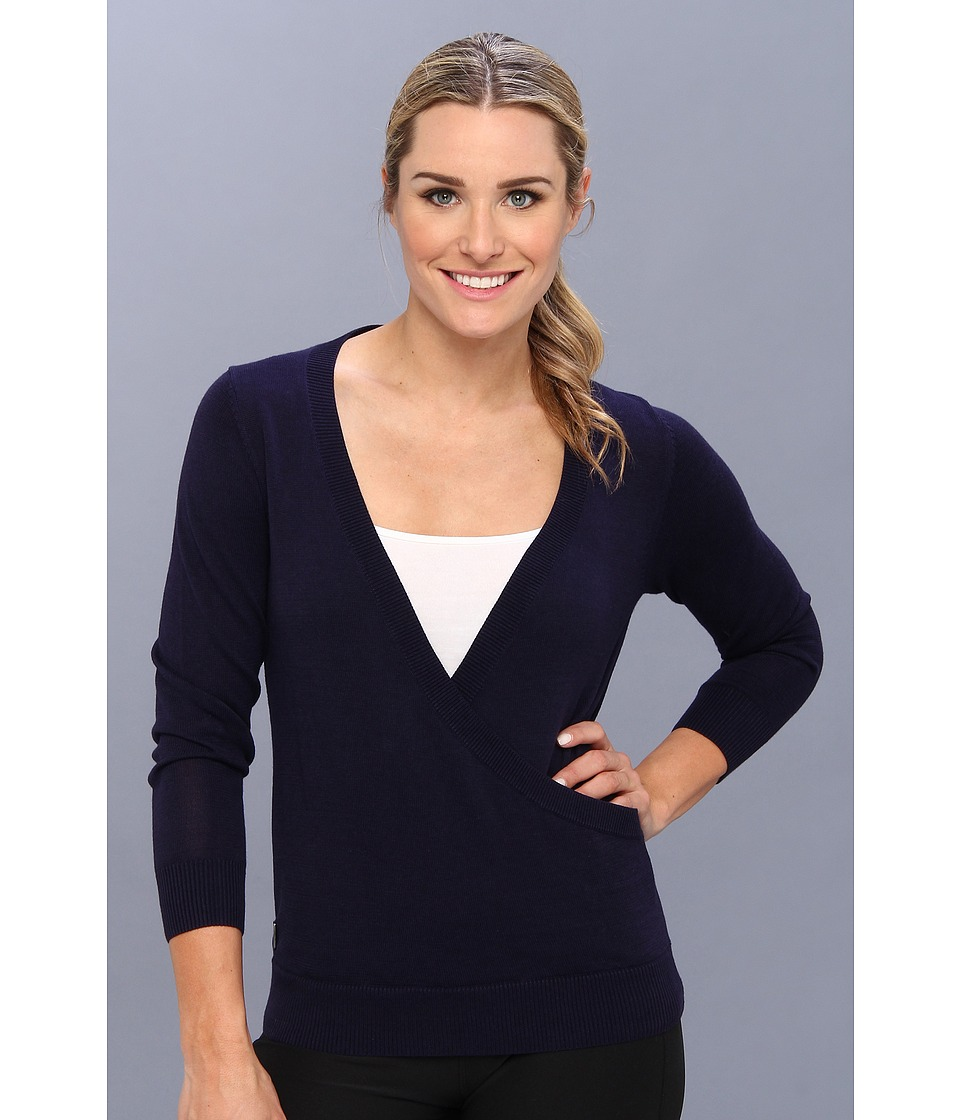Lole - Swing Sweater (Evening Blue) Women