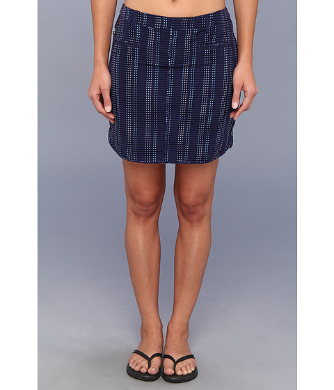 Lole - Cassyope 2 Skort (Evening Blue Tech Stripe) Women's Skort