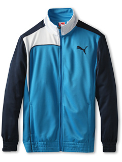 SALE! $19.2 - Save $29 on Puma Kids Training Jacket (Big Kids) (Brilliant Blue) Apparel - 60.00% OFF $48.00