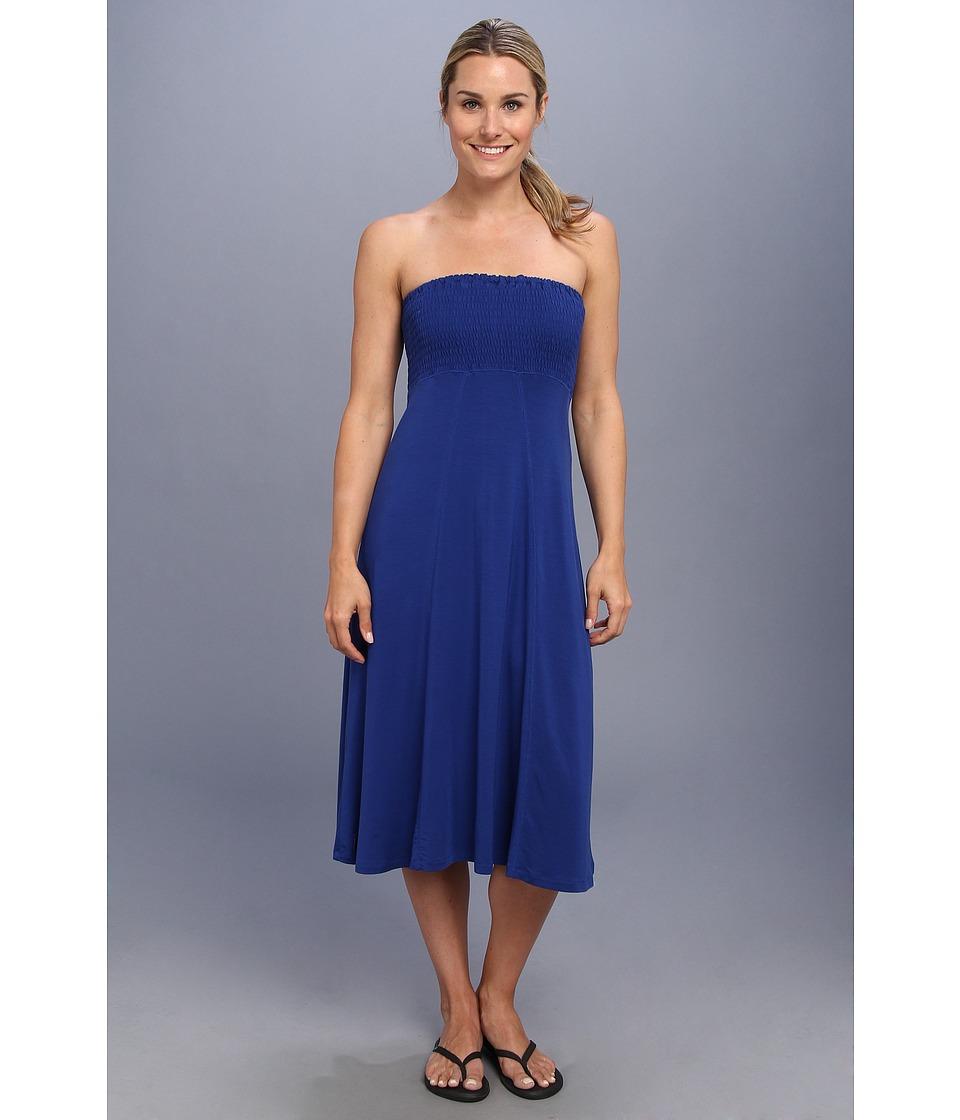 Lole - Valencia Dress (Solidate Blue) Women