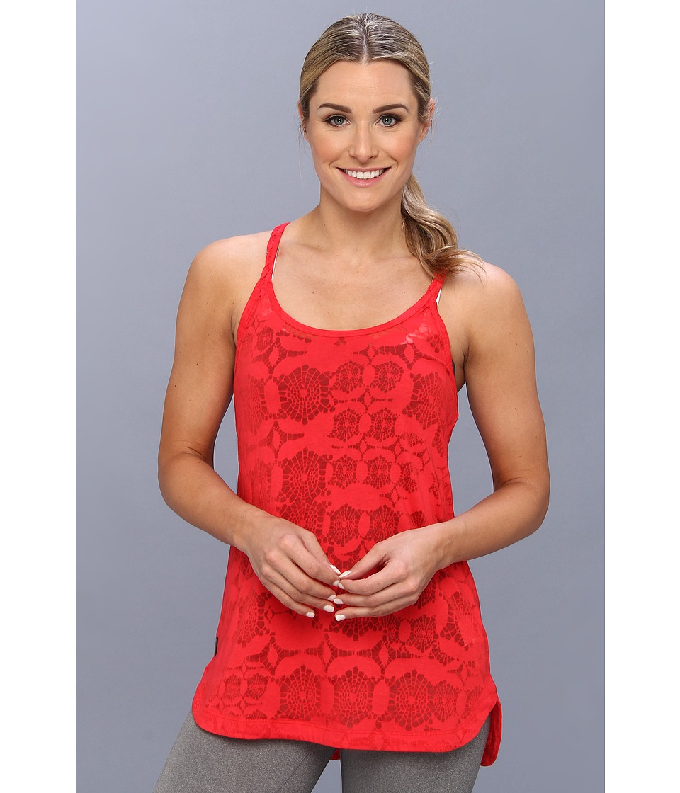 Lole - Samba Tunic (Sanaa Pomegranate) Women's Sleeveless