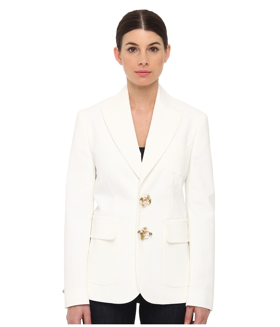 DSQUARED2 - S75BN0349 (White) Women's Jacket