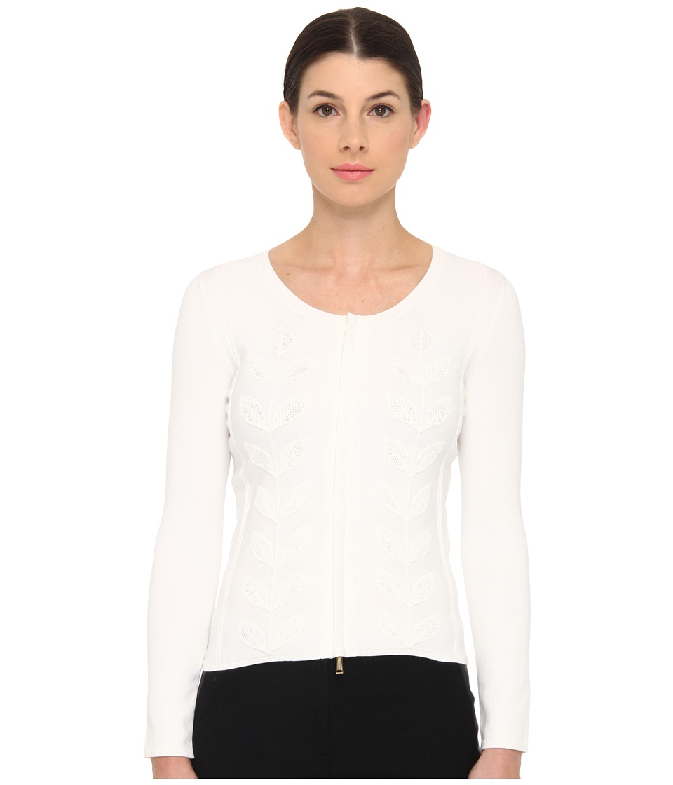 DSQUARED2 - S75HA0421 (White) Women's Sweater