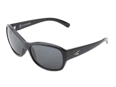 Kaenon - Maya SR91 (Polarized) (Black) Sport Sunglasses
