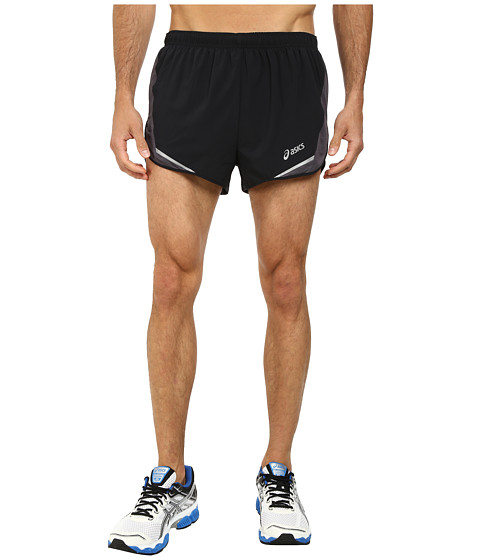ASICS - Split Short 3 (Black/Steel) Men