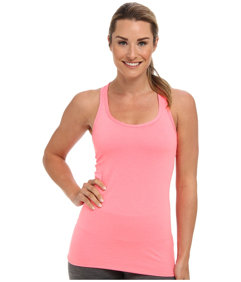The North Face - T Tank (Sugary Pink Heather) Women's Sleeveless