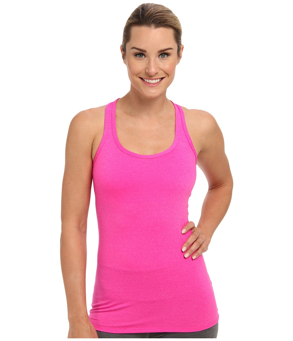 The North Face - T Tank (Azalea Pink Heather) Women