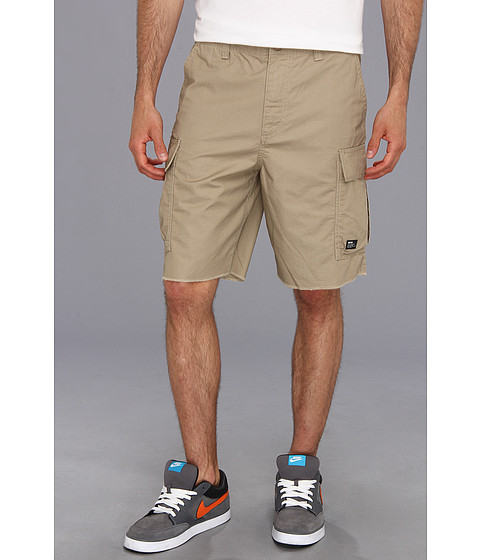 Nike SB - SB Hawthorne Cargo Short (Khaki/Night Factor/Black) Men's Shorts