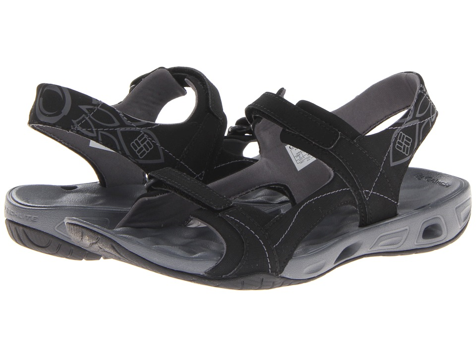 Columbia - Sunlight Vent (Black/Charcoal) Women