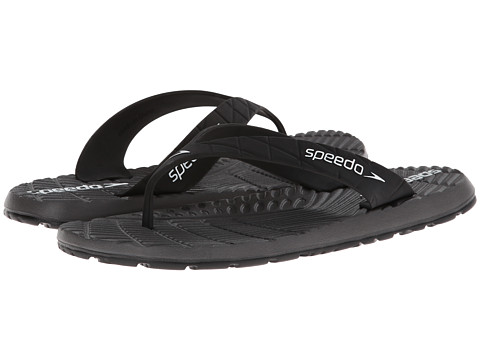 Speedo - Exsqueeze Me Flip (Black/Black) Men's Sandals