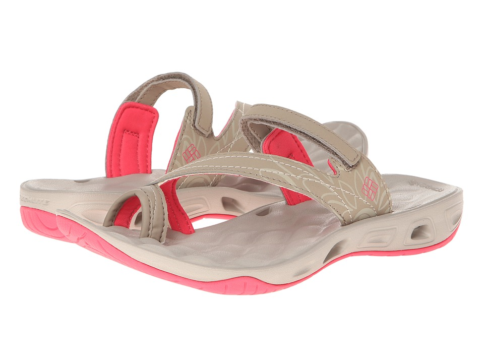 Columbia - Sunrise Vent (Bluff/Afterglow) Women's Sandals