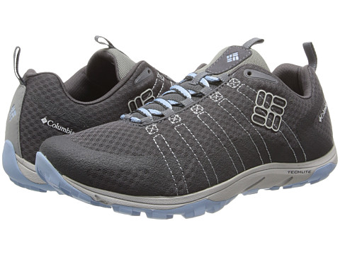 Columbia - Conspiracy Vapor (Charcoal/Platinum) Women's Shoes