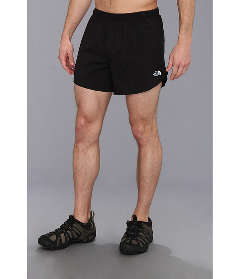The North Face - Better Than Naked Split Short 5 (TNF Black) Men's Shorts