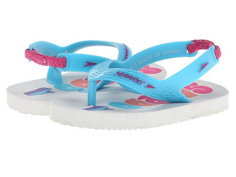 Speedo Kids - Loco Zorillas (Infant/Toddler) (Speedo/Blue Atoll) Girls Shoes
