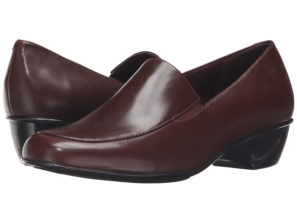 Walking Cradles - Trent (Tobacco Cashmere Leather) Women's Shoes