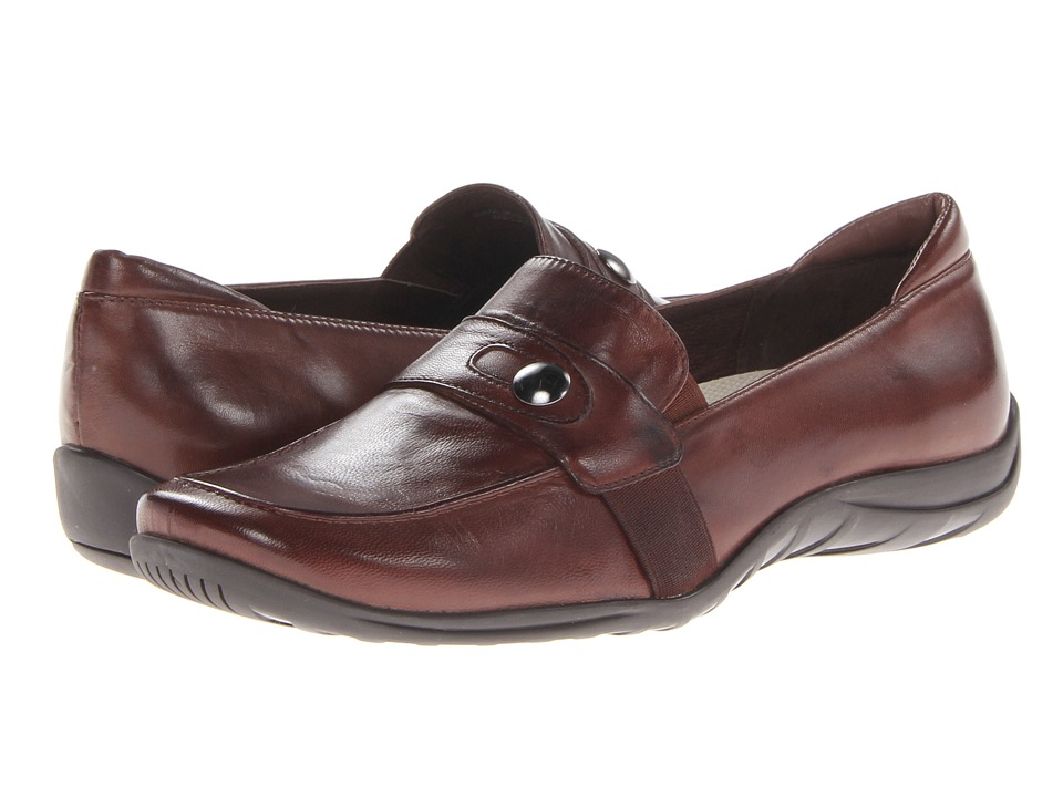 Walking Cradles - Brisk (Tobacco Mestico Leather) Women
