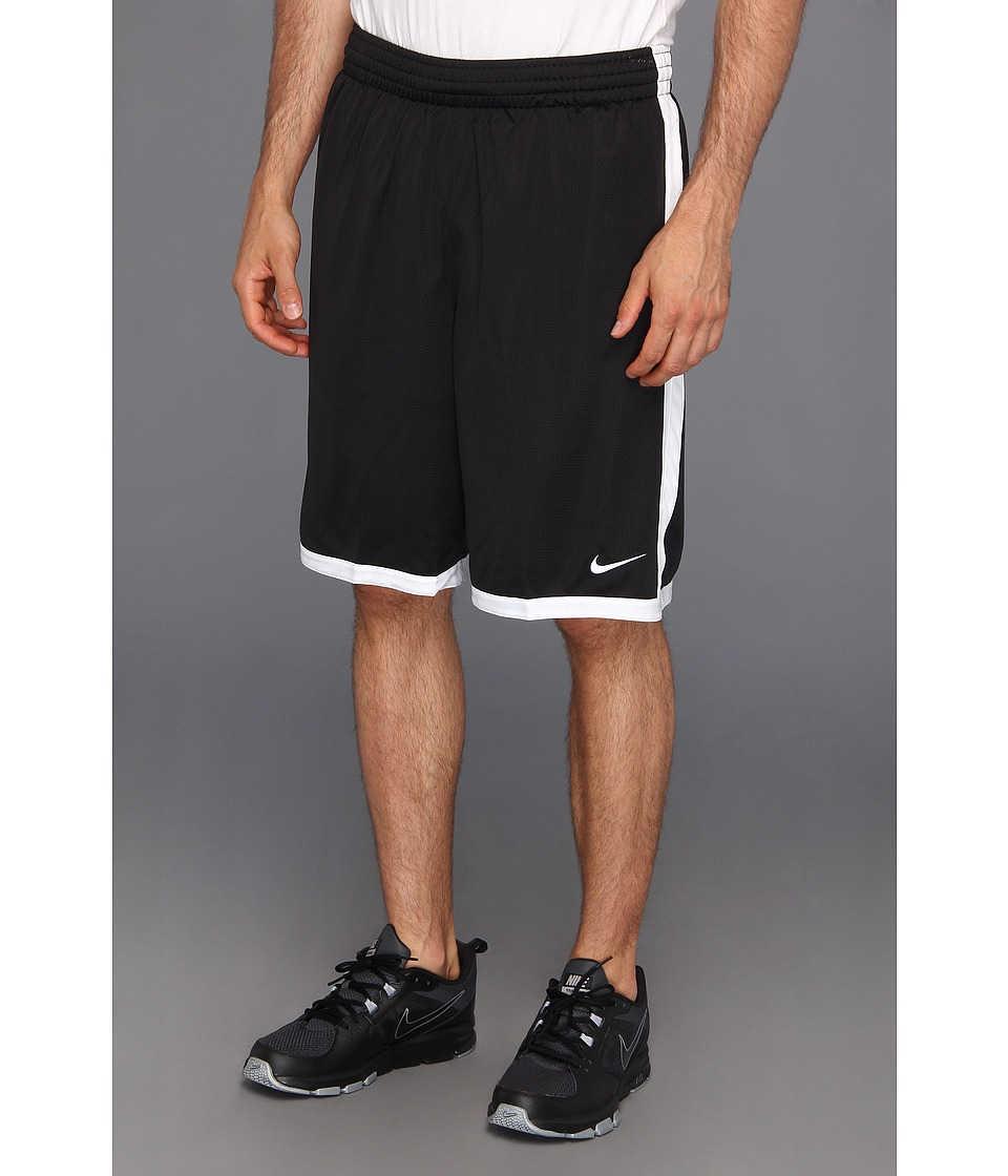 Nike - Cash Short (Black/White) Men's Shorts
