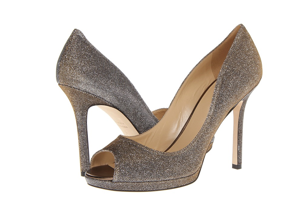 Kate Spade New York - Fine (Bronze Lurex) High Heels