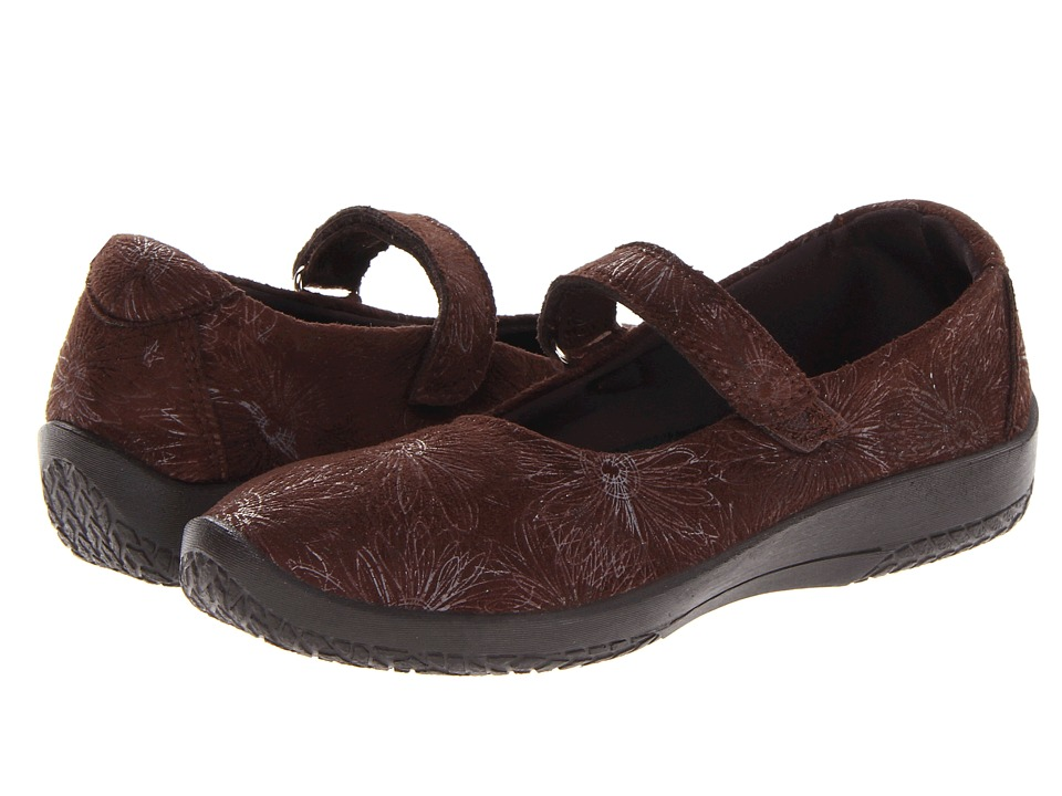 Arcopedico - L45 (FM Brown) Women's Maryjane Shoes