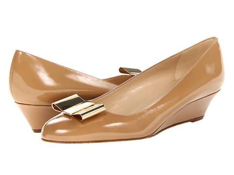 Kate Spade New York - Roxana (New Camel Patent) Women