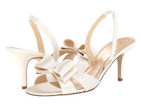 Kate Spade New York - Micah (Ivory Satin) High Heels