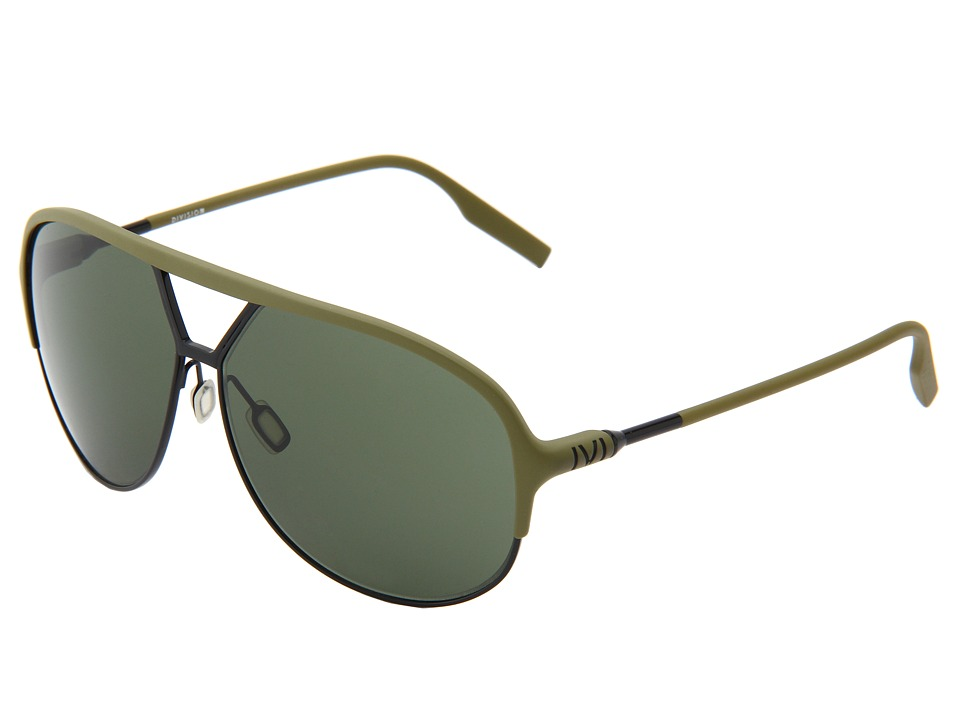 IVI - Division (Matte Olive/Green Grey) Sport Sunglasses