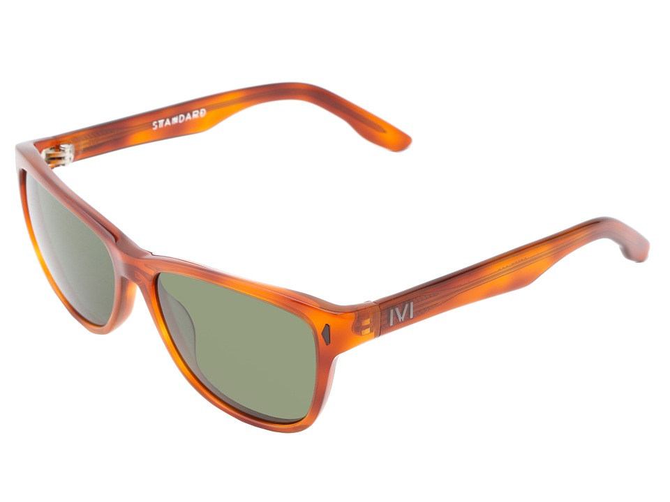 IVI - Standard (Classic Tortoise/Green Grey) Sport Sunglasses