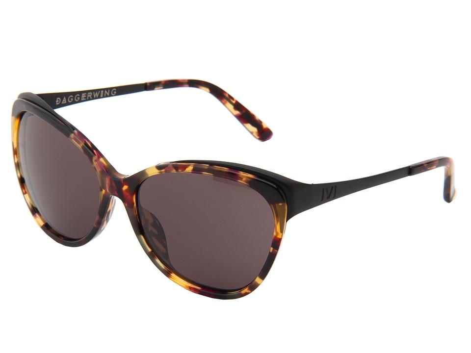 IVI - Daggerwing (Vintage Tortoise/Grey) Sport Sunglasses