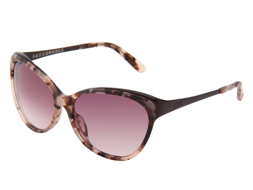 IVI - Daggerwing (Mauve Tortoise/Rose Grad) Sport Sunglasses