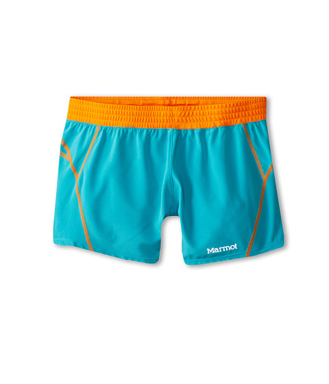 Marmot Kids - Mobility Short (Little Kids/Big Kids) (Sea Glass) Girl
