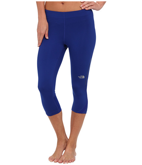 The North Face - GTD Capri Tight (Marker Blue) Women