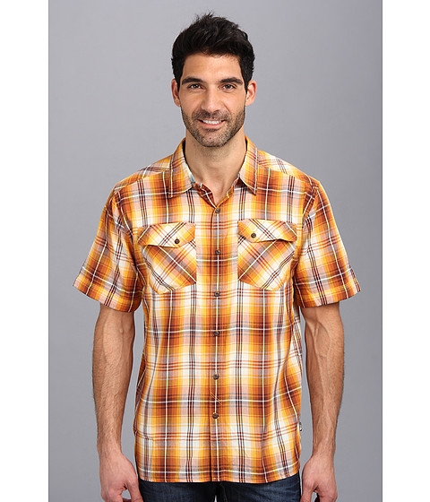 Apparel Top Short Sleeve Button Up