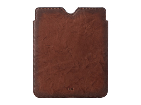 Frye - Cameron iPad Sleeve (Cognac Antique Soft Vintage) Wallet