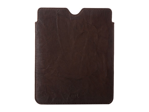 Frye - Cameron iPad Sleeve (Dark Brown Antique Soft Vintage) Wallet