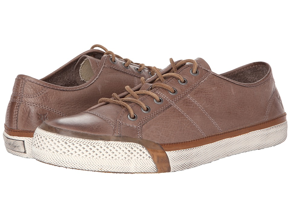 Frye - Greene Low Lace (Grey Soft Vintage Leather) Men