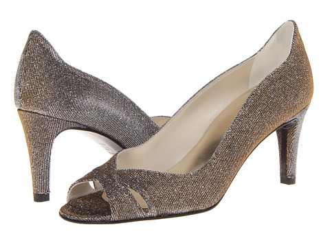Stuart Weitzman Bridal & Evening Collection - Showupritz (Pyrite Nocturn) High Heels