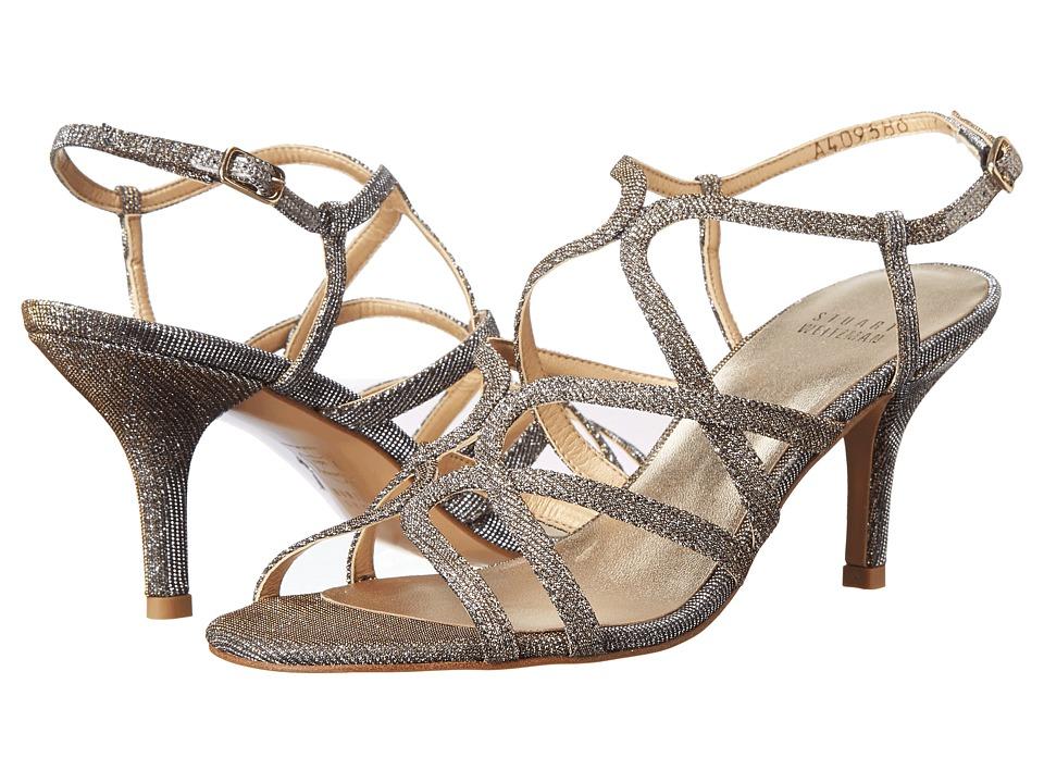Stuart Weitzman Turningup (Pyrite Nocturn) High Heels