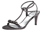 Stuart Weitzman Bridal & Evening Collection Zesty (Slate Satin)