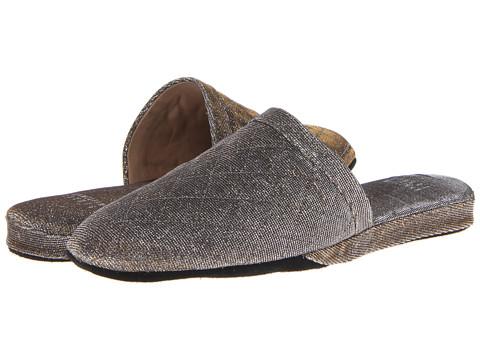 Stuart Weitzman - Boudoir (Pyrite Nocturn) Women's Slippers