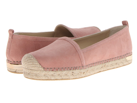 Stuart Weitzman - Camping (Old Rose Suede) Women's Flat Shoes