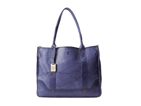 Frye - Campus Shopper (Sapphire Dakota) Tote Handbags