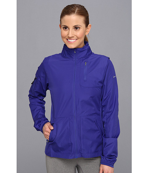 Nike - Explore Jacket (Deep Night/Base Grey/Reflective Silver) Women