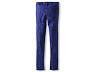 Joe's Jeans Kids Girls Wild Leopard Printed Jegging (Little Kids/Big Kids) (Violet Blue)