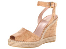 Stuart Weitzman Waycool (Natural Cork)