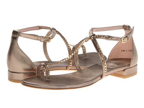 Stuart Weitzman - Shackle (Ale Washed Nappa) Women's Sandals