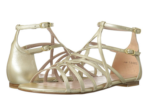 Stuart Weitzman - Staycool (Cava Nappa) Women's Sandals
