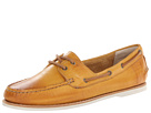 Frye - Quincy Boat Shoe (Mustard Soft Vintage Leather) - Footwear
