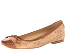 Stuart Weitzman Stringtip (Natural Cork)