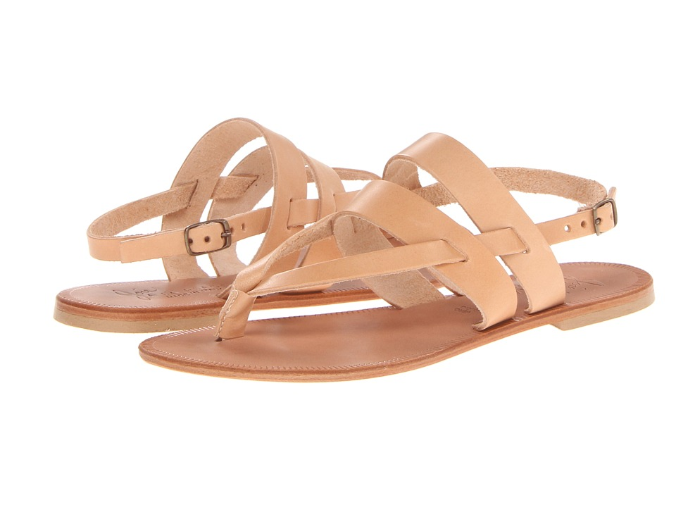 Joie - Positano (Natural/Natural) Women's Sandals